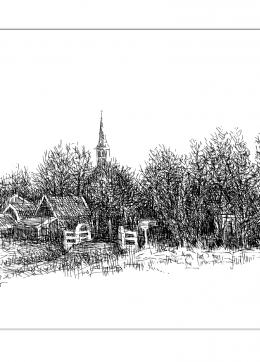 dorpsgezicht-a5-tent